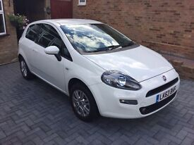 Fiat Punto 2013 one owner from new