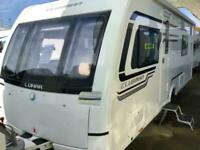 Lunar Clubman SB, 2016 Fixed Single Beds
