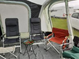 Caravan Porch Awming