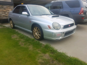 STI EJ207 TURBO 6 SPEED