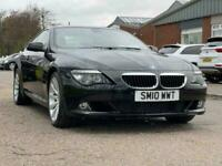 2010 BMW 6 Series 3.0 635D SPORT 2d 282 BHP Coupe Diesel Automatic
