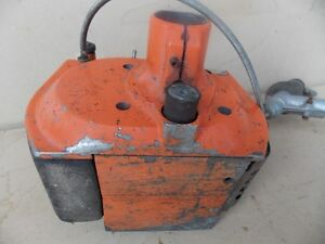 husqvarna 165R brush saw for parts Prince George British Columbia image 6
