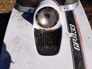 1971 ish Yamaha gp hood for parts only