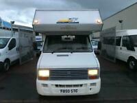 1989 Talbot Express Power steering disabled access lift very rare 4 berth lovely