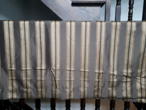 Luxury curtains brand new set