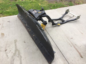 BRP Snow Plow for can am commander