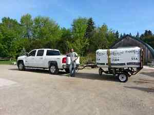Hot tub moves relocates Kitchener / Waterloo Kitchener Area image 2