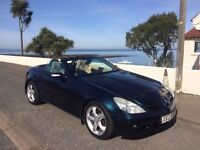 2005 Mercedes Slk 350 7G Tronic , Very Low Miles