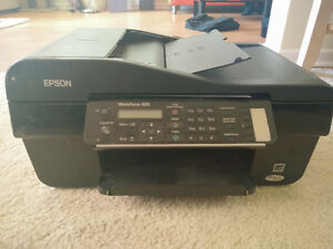 Epson WorkForece 320 All in One Printer/Copier/Scanner