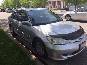 2005 Honda Civic Si Sedan **NO ACCIENTS NO RUST! MINT!!**