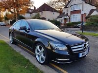 Mercedes-Benz CLS 250 **CDi BlueEFF ** 1 OWNER FROM NEW **FULL SERVICE HISTORY ** FINANCE AVAILABLE