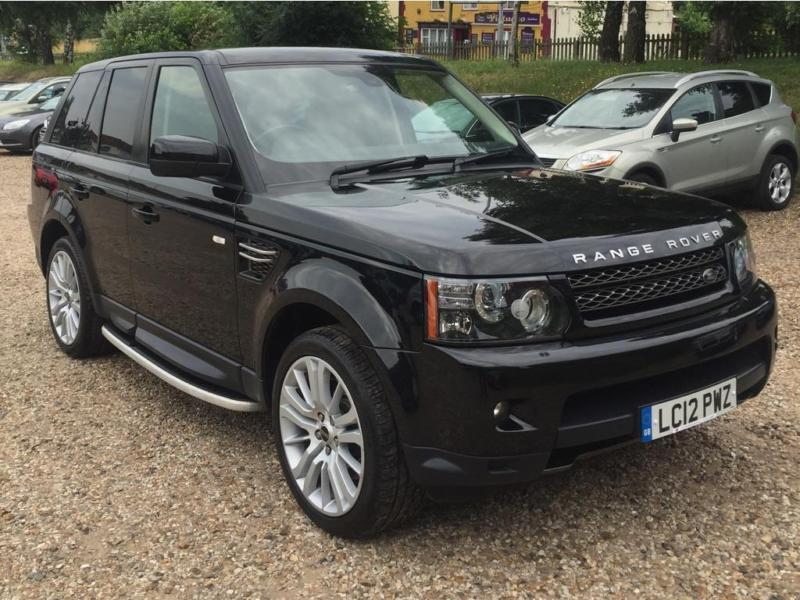 2012 land rover range rover sport 3 0 sd v6 se station wagon 4x4 5dr in norwich norfolk gumtree. Black Bedroom Furniture Sets. Home Design Ideas