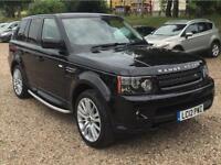 2012 Land Rover Range Rover Sport 3.0 SD V6 SE Station Wagon 4x4 5dr