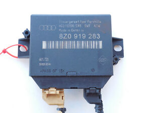 Audi A6 Allroad S6 2000-2004 Parking Aid Control Unit 8Z0919283