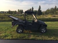 2009 Power Max UTV/ATV Side by Side
