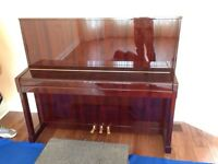 Piano mover needed