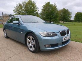 BMW 325i coupe 2007
