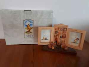 Winnie the Pooh Collectible Frame