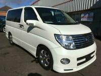 06/56 Nissan Elgrand Highway Star 3.5 V6 Auto 8 Seater . SOLD