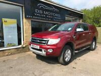 Ford Ranger 3.2TDCi ( 200PS ) ( EU5 ) 4x4 Double Cab Limited