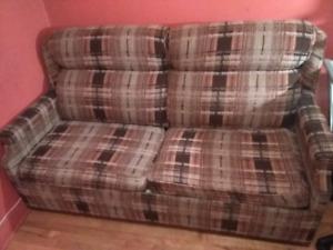 Canapé lit à vendre