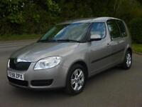 SKODA ROOMSTER 1.6 16V TIPTRONIC AUTO 2, AIR CON, 37,000 MILES ONLY