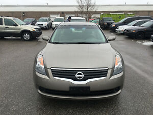 2008 Nissan Altima.  CERTIFIED, E TESTED, WARRANTY,