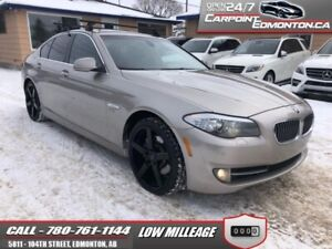 2011 BMW 5 Series 535i xDrive ONE OWNER NO ACCIDENTS....MINT!!!