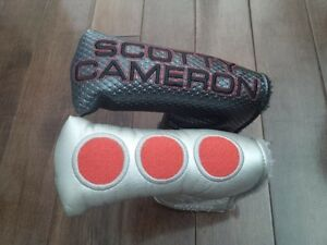 Scotty Cameron Headcovers and Accessories