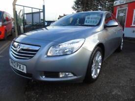 2012 Vauxhall Insignia 1.8i 16V Exclusiv 5dr,1 former keeper,2 keys,Service h...