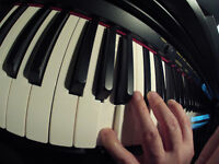 Piano Teacher - Your Home - Low Rates