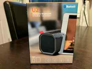 U2 5W Portable Bluetooth Speaker.  Cambridge Kitchener Area image 4