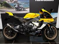 66 PLATE YAMAHA YZF R1 60TH ANNIVERSARY lots of extra's