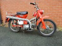 Honda CT90 KO 1968