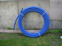 Black Potable Water Pipe  Coiled Rolls 1""