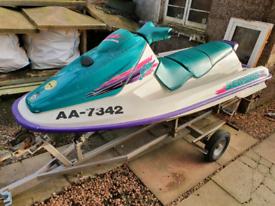 Seadoo GTS jetski jet ski