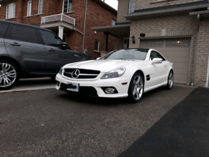 Mercedes Benz SL550 AMG package Hardtop convertible