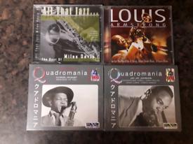 Jazz CDs CDs assorted NEW!