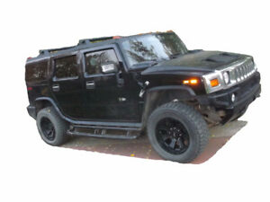 2007 HUMMER H2 SUV, Crossover Cash/trade/lease to own terms.