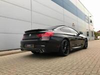 2011 61 BMW 640i M Sport Coupe + 640 + RUBY BLACK + HUGE SPEC