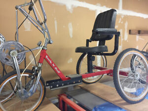 Bicycle - Special Needs Hand Driven Junior Cycle