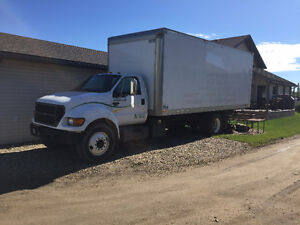 2001 Ford F-650 XL Other