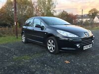 Peugeot 307 1.6S swap px why