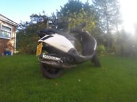 Piaggio Zip 50cc Sp Rep 2010 High Spec!