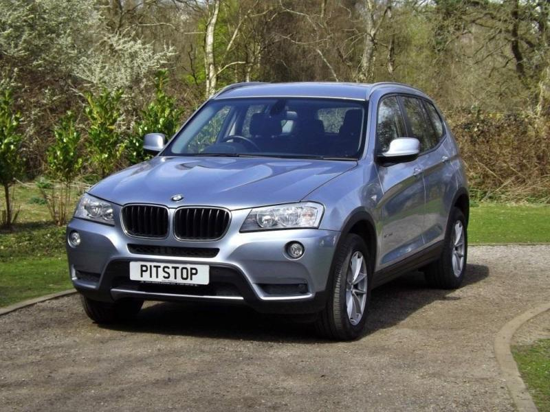 bmw x3 2 0 xdrive20d se diesel automatic 2011 61 in horley surrey gumtree. Black Bedroom Furniture Sets. Home Design Ideas