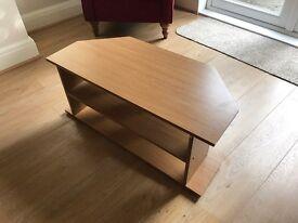 Corner TV stand - £10