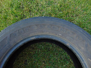 Tire Firestone  225/65 R17