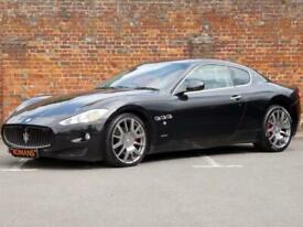 2012 Maserati Granturismo V8 2dr Auto - BOSE - Sat Nav - 20in Alloys COUPE Petro