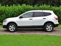 Nissan Qashqai+2 1.6 Visia 5dr PETROL MANUAL 2011/61