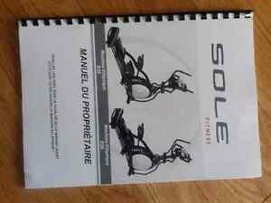 Sole Elliptical Fitness Trainer for sale